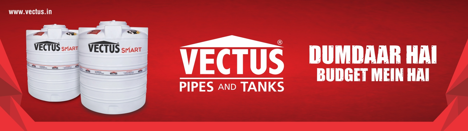 Vectus Pipes and Tanks
