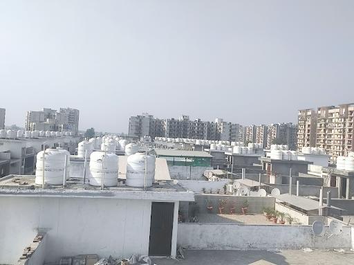 Vectus Water Tank on Rooftops