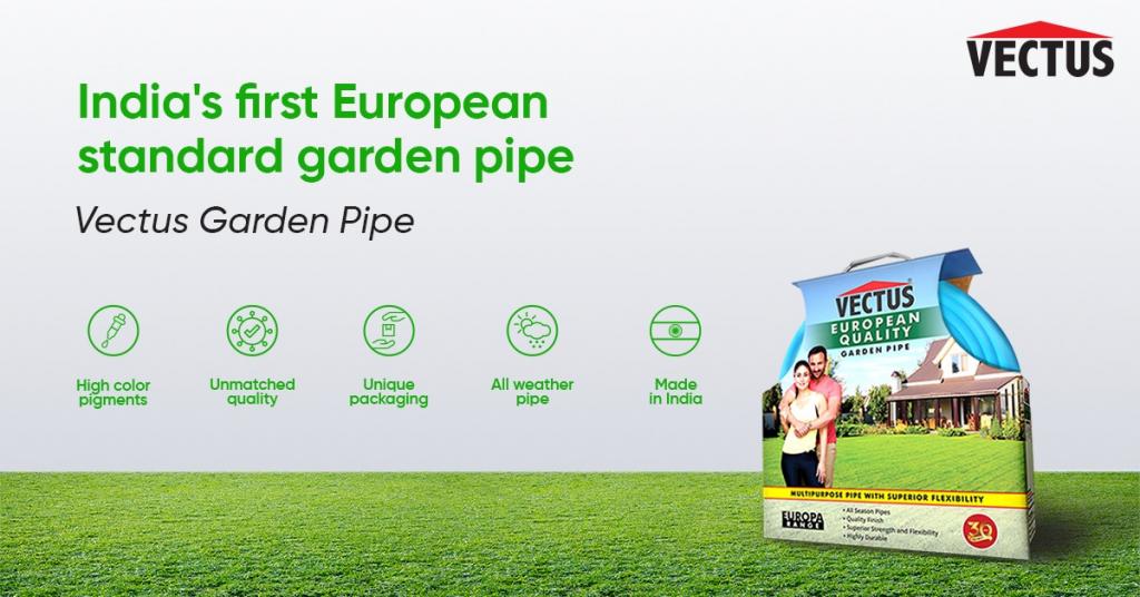 Choosing the right garden hose.