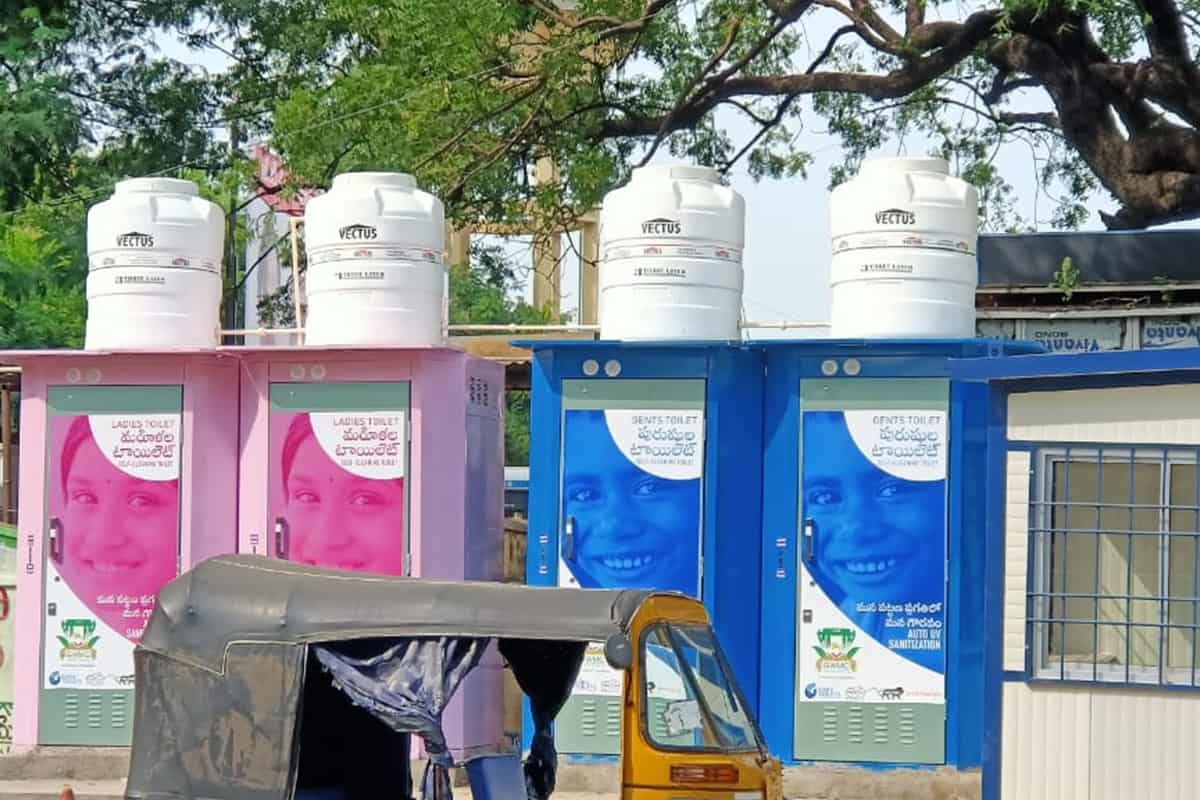Vectus Water Storage Tanks
